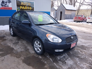 2009 hyundai accent auto 155k certified etested