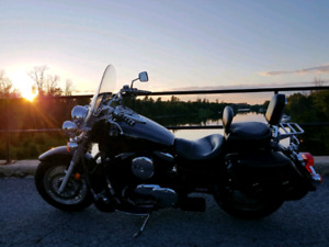 2008 Vulcan 1500 classic + lots of extras