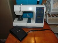 Kenmore  Model 385.1764180  24 Stitch 58 Function Sewing Machine
