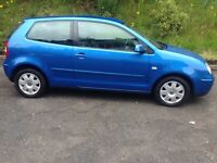 Volkswagen polo 1.2 twist full service history 1 years mot like clip corsa punto