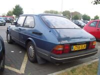 Saab 900 wanted as project in hampshire.