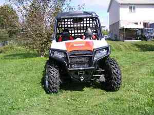 POLARIS  SIDE BY SIDE  800 FOR SALE
