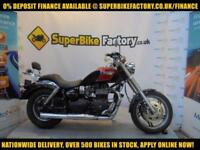 2007 57 TRIUMPH SPEEDMASTER 867CC 0% DEPOSIT FINANCE AVAILABLE