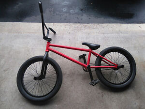 Fit TRL 3 with extra parts included Well maintained bike