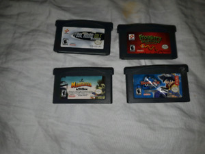 For Gameboy Advance games $10 for all