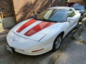 1995 Firebird Convertible V6