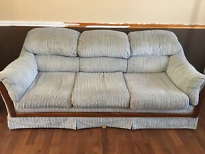 ***PRICE DROP***  Very comfortable Couch & Love seat