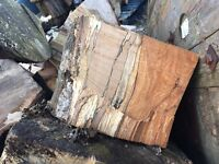 Wood turning blanks rounds