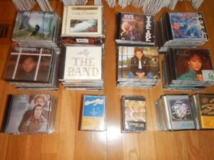 For Sale - Various CD / Cassette Tapes
