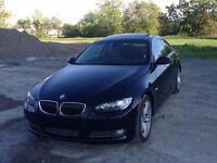 2008 BMW 335xi coupé NAV+MANUEL Accepte echange +cash
