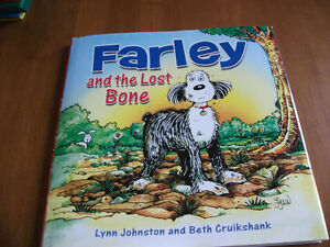 FARLEY   BY  LYNN JOHNSON