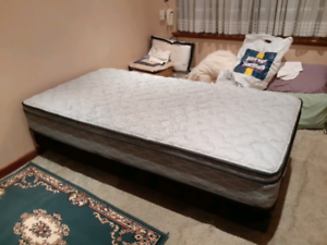 King single Electric lift bed