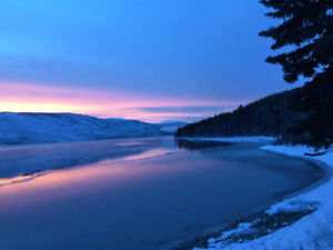 Waterfront Acre in Yukon