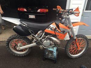 2000 KTM 300EXC