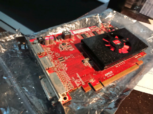 Video card Radeon HD 6570
