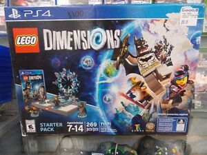 PS4 LEGO Dimensions Starter Kit for only 59.95!!!