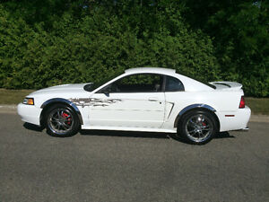 "Ford Mustang 35e anniversaire Cuir Mags 18"" Seulement 122 000 KM"