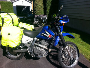 '06 Suzuki DR650, low kms, very good condition, many accessories