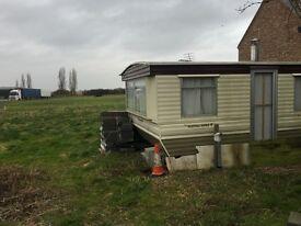 Static Caravan/mobile home