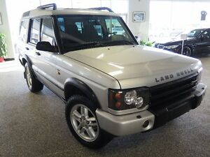 2004 Land Rover Discovery 2 SE7