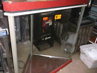 Triangle Retail Display Case - Dry, #1237-14