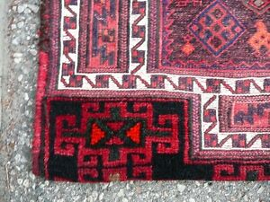 Antique Turkish Persian Middle East Tribal Oriental Rug London Ontario image 4