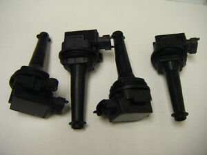 4 SET IGNITION COIL for VOLVO VEHICLES  9125601 From1999 -2007