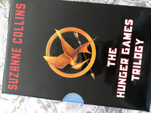 Hunger games trilogy NEW