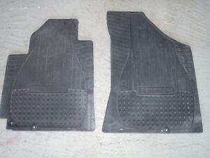2011 Hyundai Santa Fe Floor Mats