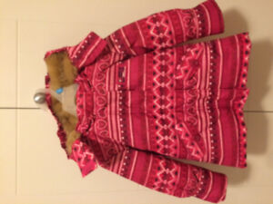 Brand new girl's winter jacket 2T
