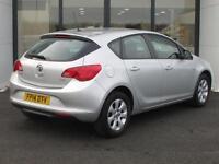 2014 Vauxhall Astra 1.6 CDTi ecoFLEX Design 5dr (start/stop)