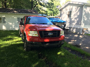 2005 Ford F-150 FX4.  4X4 Camionnette