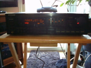 PIONEER VSX-3300 STEREO RECEIVER