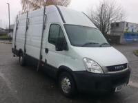 2010 10 IVECO DAILY 35S EXTRA LWB HIGH ROOF 1 FORMER KEEPER 6 SPEED PX-SWAPS