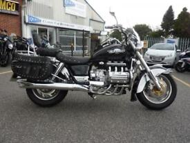 HONDA F6C VALKYRIE CRUISER MOTORCYCLE USED