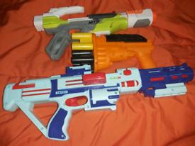 Toy gun bundle children's Nerf