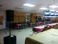 Multi Purpose Hall for Rent in Toronto East