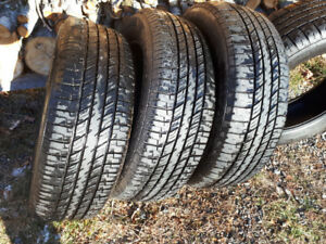 4 New Uniroyal 18 inch 235/60 M/S Tires