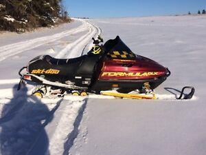 Ski do formula dlx must sell