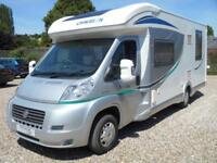Chausson Suite Relax 5 Berth Fixed Rear Bed Motorhome For Sale