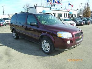 2008 Chevrolet Uplander LT1 Minivan, Van