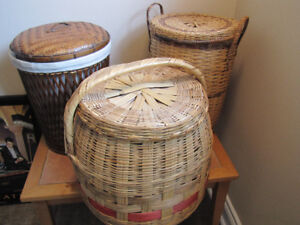 Storage Baskets $10. each or all 3 for $25.00