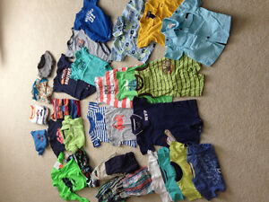 Boy 18 month spring/summer clothing