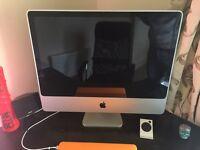 Apple iMac 24inch 2009 - Spares or Repair