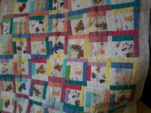 Gender Neutral quilt