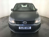2015 VOLKSWAGEN SHARAN S BLUEMOTION TDI DIESEL AUTOMATIC FINANCE PX WELCOME
