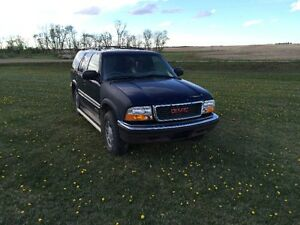 2000 GMC Jimmy SUV, Crossover