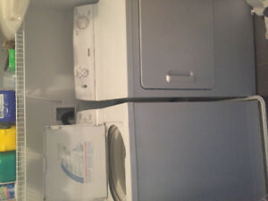 Washer and Dryer XL