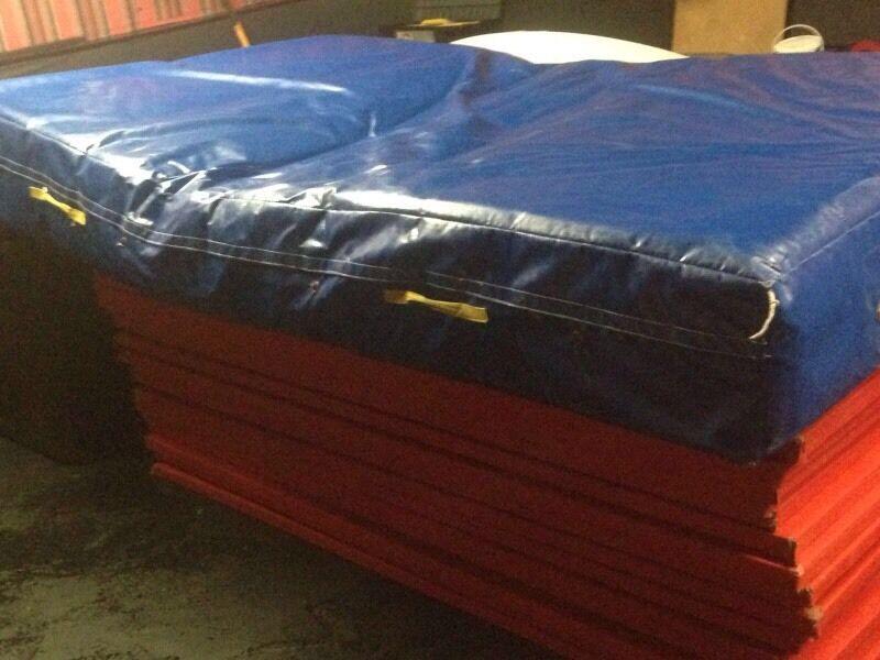 health mats protection group crash impact mat par and safety pads