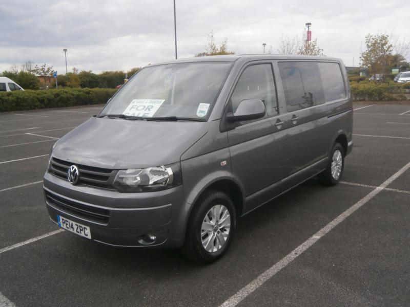 2014 vw volkswagen transporter 2.0tdi 140ps swb t30 t5 genuine